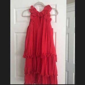 BCBG party dress, size small